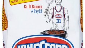 Kingsford Charcoal Just Lit Up The NCAA With A Special Edition Package
