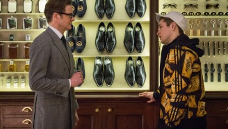 Review: 'Kingsman' Is James Bond For People Who Like Constant, Winky References To James Bond