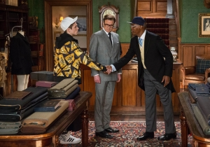 Review: Colin Firth is surprisingly bad-ass in spry and subversive 'Kingsman'