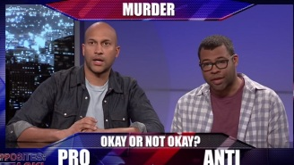 Watch Key And Peele Try To Defend Horrible Things To Paul F. Tompkins And Victimized Puppets