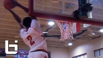 Class of 2016 Star Kwe Parker Shows Off Insane Bounce In Junior Year Mixtape
