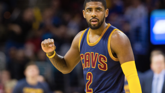 Despite Optimism He Will Play, Kyrie Irving Is A Game-Time Decision For Game 4