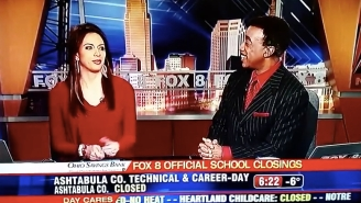 This Local News Anchor Isn't A Fan Of Lady Gaga's 'Jigaboo' Music
