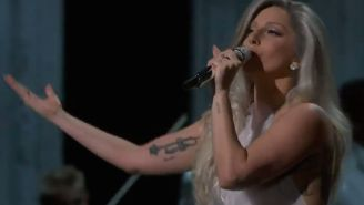 Lady Gaga's 'Sound of Music' Oscars tribute: The highlight of the night?