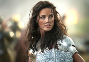 Lady Sif Is Returning To 'Agents Of S.H.I.E.L.D.' For A 'Bodyslamming Showdown'