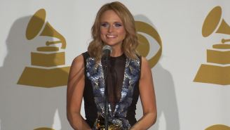 Miranda Lambert won't make rock records: 'I'm country through and through'
