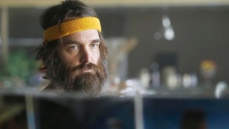 Will Forte's 'Last Man On Earth' Armored Suit Didn't Adequately Protect His Balls