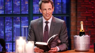 Let's Take A Look At 'Late Night With Seth Meyers' On Its One Year Anniversary