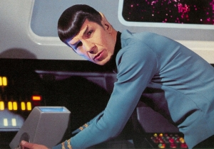 The Grandson Of A Hollywood Legend Will Play Spock On 'Star Trek: Discovery'