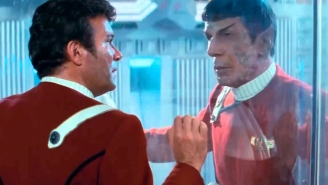 Leonard Nimoy lived long and prospered