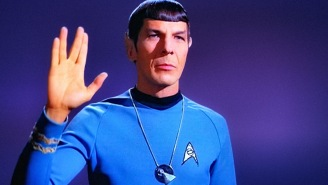 Remembering the Jewishness of Leonard Nimoy and the Vulcan salute