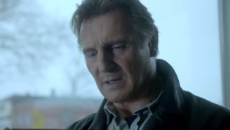 Liam Neeson Will Not Be Messed With In The Clash Of Clans Super Bowl Ad