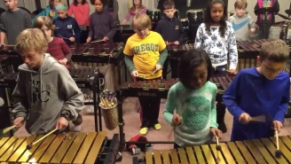 Jimmy Page Endorses These Kids Rocking Out To Led Zeppelin On Xylophones