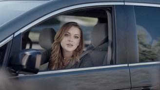 Lindsay Lohan's Esurance Super Bowl Commercial Was… Pretty Good, Actually?