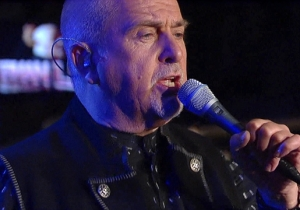 Looking Back On Peter Gabriel's Best Live Performances