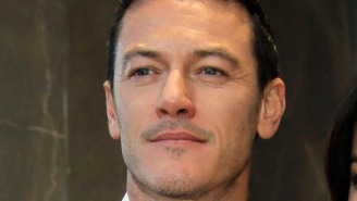 Luke Evans explains why Samantha Barks was cut from 'Dracula Untold'