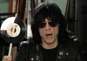 Marky Ramone Has A Solution For A-Holes Who Hold Up Phones During Concerts