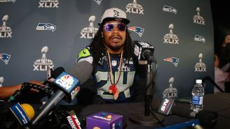Marshawn Lynch's Biopic Reportedly Won't Be Released Because It's So Awful