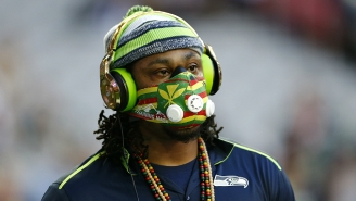 Marshawn Lynch Is Starring In A Movie About Himself, And The Trailer Is Pretty Special