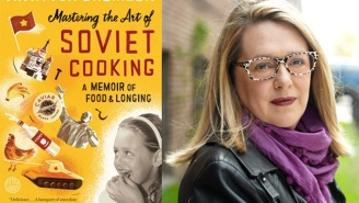 BookDrunk: 'Mastering The Art Of Soviet Cooking,' Our Favorite Book Of 2014, With Anya Von Bremzen