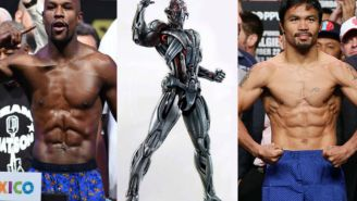 The Next 'Fight Of The Century' Includes Floyd Mayweather, Manny Pacquiao, And Marvel?