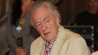 Michael Gambon Ends His Five-Decade Theater Career Due To 'Frightening' Memory Loss