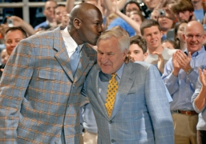 Dean Smith Left A Gift For 180 Former North Carolina Players In His Will