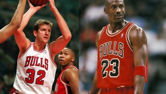 Will Perdue Gave His Side Of The Story About The Time Michael Jordan Punched Him In The Face