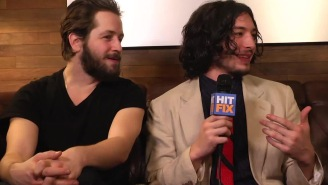 Ezra Miller on playing The Flash: 'I would do it for 40 years'