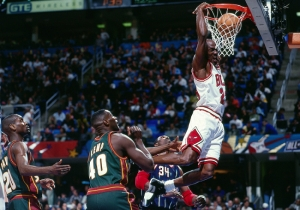 The Top 10 NBA All-Star Game Dunks Of All Time