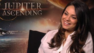 Mila Kunis on shooting the crazy chase for the Wachowskis in 'Jupiter Ascending'