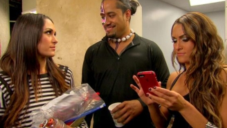 'Total Divas' Episode Recap: The One Where We Try To Be Positive For Once