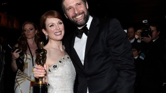 Best Actress Winner Julianne Moore Says Her Husband Knew She Would Win An Oscar Months Ago