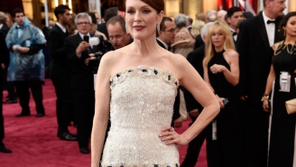 Julianne Moore is finally an Oscar winner