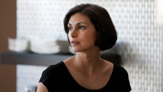 'Deadpool' casts Morena Baccarin as female lead, but which love interest is she?