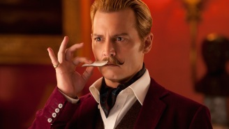 The Last Day Of 'Mortdecai': A Running Diary