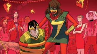 'Ms. Marvel,' 'Mastermen,' And Other Comics Of Note, February 18