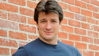 Nathan Fillion Will Guest Star On 'The Big Bang Theory' As Himself