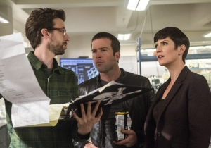 TV Ratings: 'NCIS' leads CBS Tuesday as 'Flash,' 'Agent Carter' shed viewers