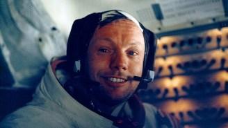 Neil Armstrong's Widow Found The Astronaut's Secret Stash Of Forgotten Moon Stuff
