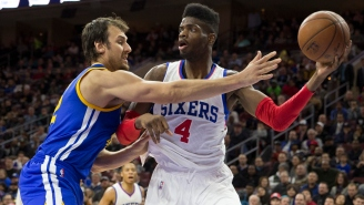 Counterpoint: The Philadelphia 76ers Are Fun And Hilarious