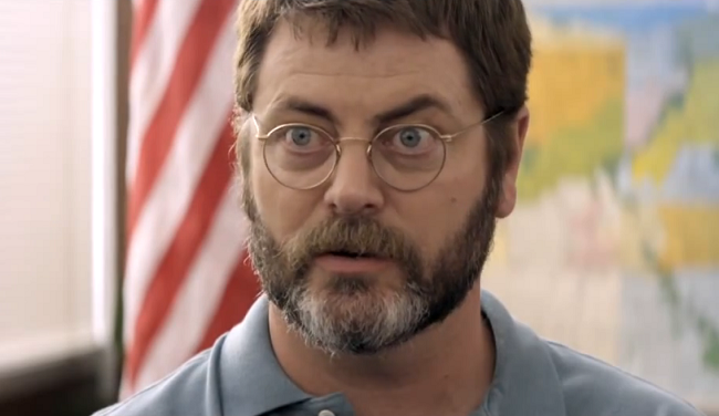 Nick Offerman - The Kings of Summer