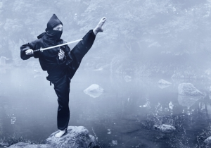 Believe It Or Not, 'Ninja Day' Is A Real Thing In Japan