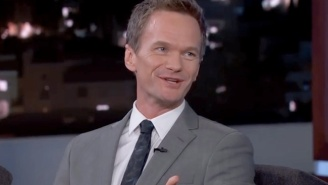 Neil Patrick Harris Has A Magic Room In His House With A Secret Door, Because Obviously