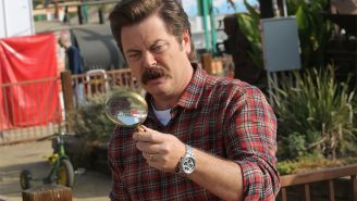 HitFix First Look: On 'Parks and Recreation,' Ron solves a puzzle