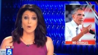 According To KSWB Fox 5 In San Diego, President Obama Is A Rape Suspect