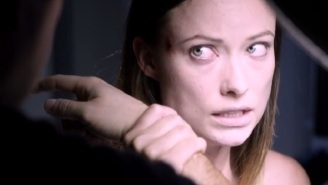 Olivia Wilde Is Pissed Off And Possessed In The Trailer For 'The Lazarus Effect'