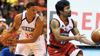 Former NBA Player Daniel Orton Gets Kicked Out Of Phillippines Basketball Association For Criticizing Manny Pacquiao