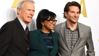 'It means nothing, and it means everything' at annual Oscar Nominees Luncheon