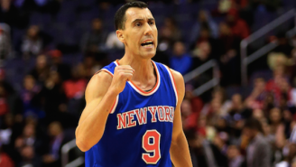 Report: Knicks Trade Pablo Prigioni To Rockets For Alexey Shved, Two Second-Rounders
